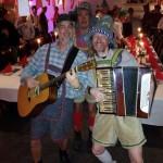 Janne och Magnus på Tyrolerfest!